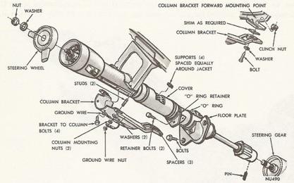 Droppedimage on Dodge Steering Parts Diagram